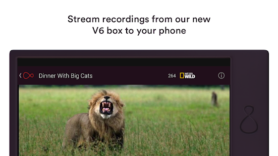 Virgin TV Anywhere- screenshot thumbnail