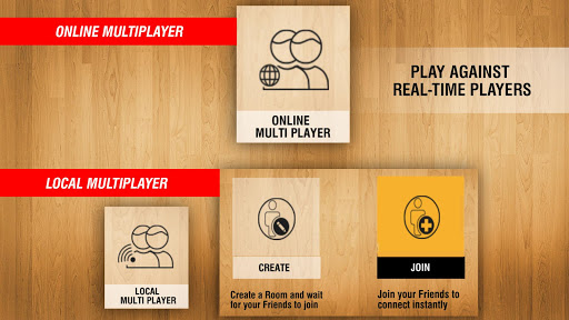 Real Carrom 3D : Multiplayer 2.2.1 screenshots 4