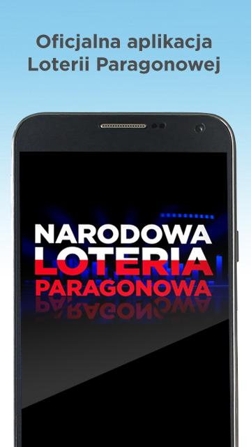 Loteria Paragonowa- screenshot