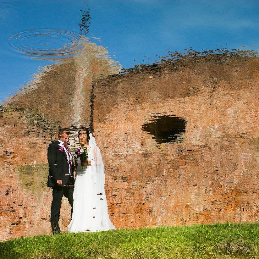 オネシュティの婚姻写真家 - 2人...