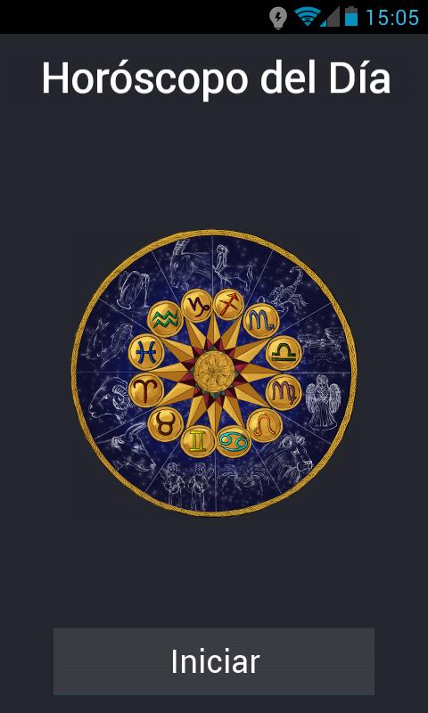 Horóscopo del Día- screenshot