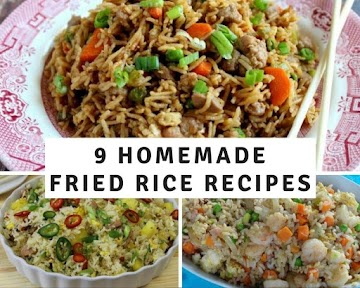 9 Homemade Fried Rice Recipes