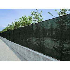 Plasa verde protectie pentru umbrire, opaca, garduri, terase, sere