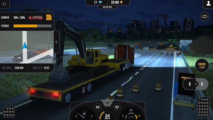 Truck Simulator PRO 2- screenshot