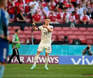 Thorgan Hazard est forfait pour le match face à la Finlande