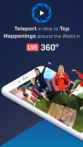 360 VUZ - Live VR - Video Views - فيوز 4.2.9 screenshots 1