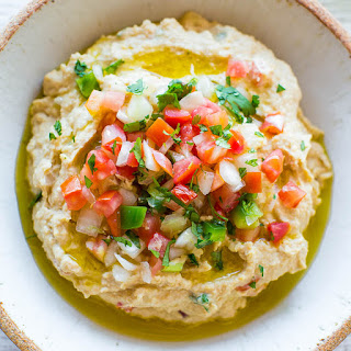 Easy Mexican-Inspired Hummus