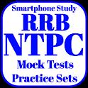 Railway RRB NTPC Exam App Practice Set model paper icon