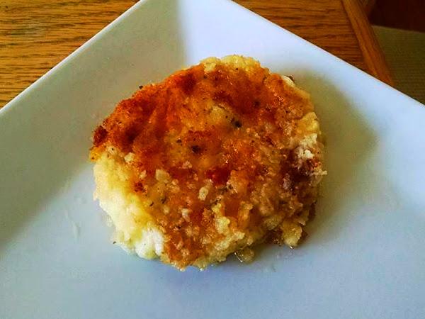 My Crispy Mashed Potato Cakes Recipe