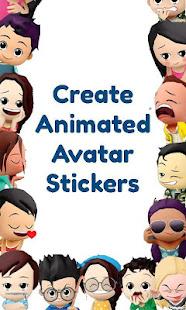 XPRESSO 3D Avatar Anime Animoji Gif Sticker