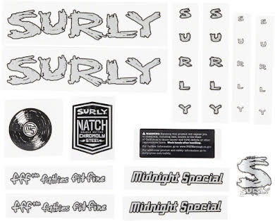 Surly Midnight Special Decal Set alternate image 0