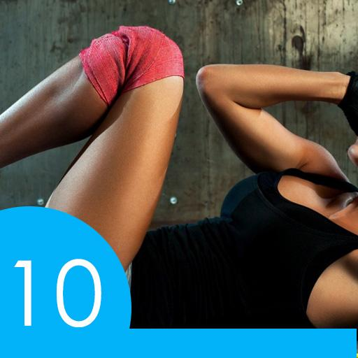 BeFit - 10 Exercises for Women