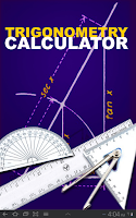 Screenshot of Trigonometry Calculator