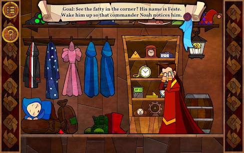 Message Quest — the amazing adventures of Feste 0.1.7 Android APK Mod 1