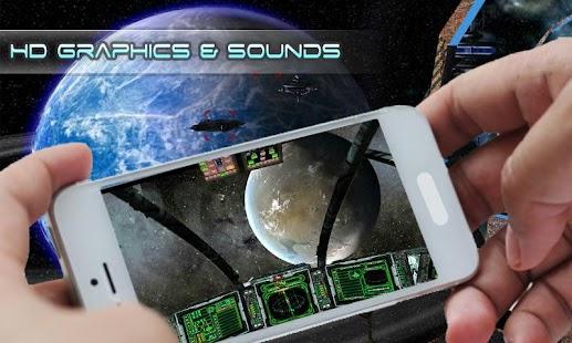 Moon Flight Driving Simulator screenshot 5