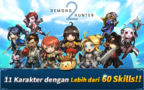 Demong Hunter 2 Android apk