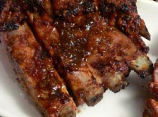 Marie's I Want More Ribs!!