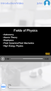 Learn Physics via Videos- screenshot thumbnail