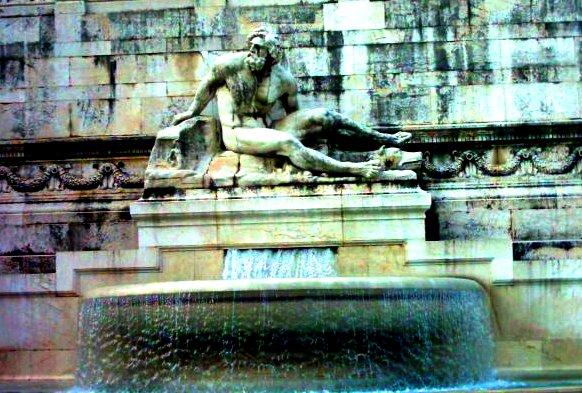 Custode della fontana di Sliver