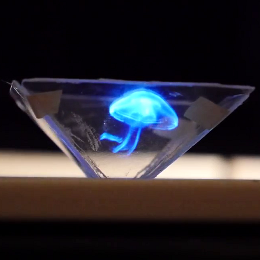 Vyomy 3d Hologram Projector Apps On Google Play