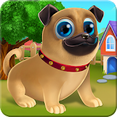 My Little Pug - Care And Play Android APK Download Free By Winkypinky