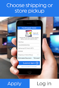 Flexshopper Wallet Android Apps On Google Play