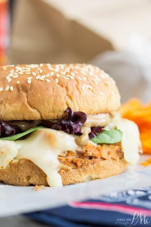 "Leftover Turkey Bruschetta Slider with Balsamic Mayonnaise ""Incredibly delicious Leftover Turkey Bruschetta..."