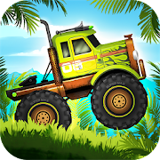 Monster Truck Kids 3: Jungle Adventure Race