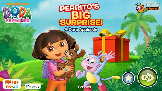 Dora Appisode: Perrito v1.0