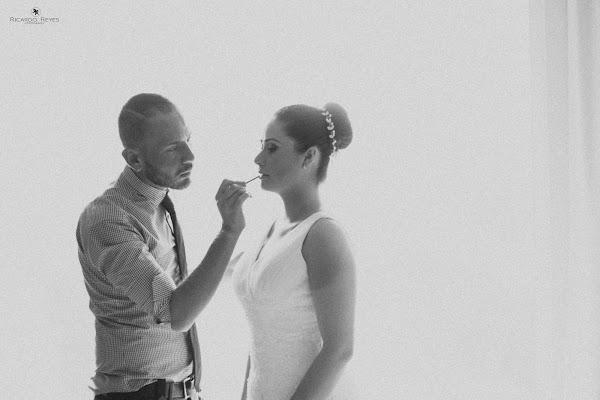 Fotógrafo de bodas Ricardo Reyes (ricardoreyesfot). Foto del 05.10.2017