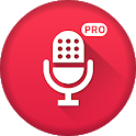voice recorder pro icon