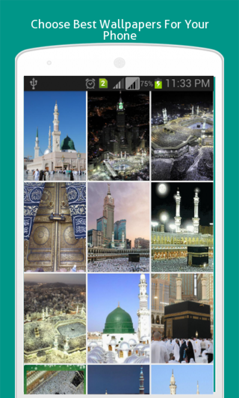 Mecca Wallpapers, Mekkah Live