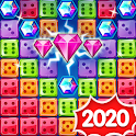 Jewel Games 2020 - Match 3 Jewels & Gems Crush icon