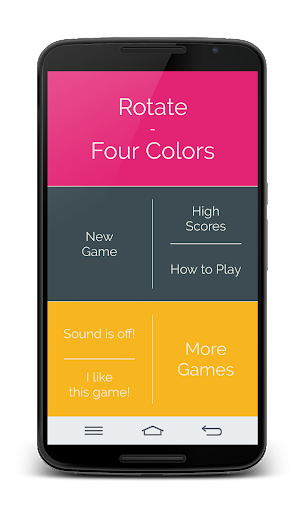 Rotate - Four Colors