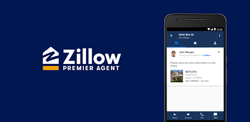 download the zillow app