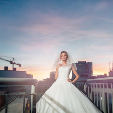Wedding photographer Viktor Godzelikh (viktorfoto). Photo of 17.02.2017