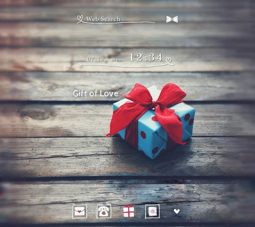 玩免費攝影APP|下載Gift for You +HOME Theme app不用錢|硬是要APP