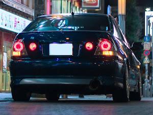 アルテッツァ SXE10 RS200 Zエディション 11年式のカスタム事例画像 ひゅーまささんの2019年09月09日22:00の投稿