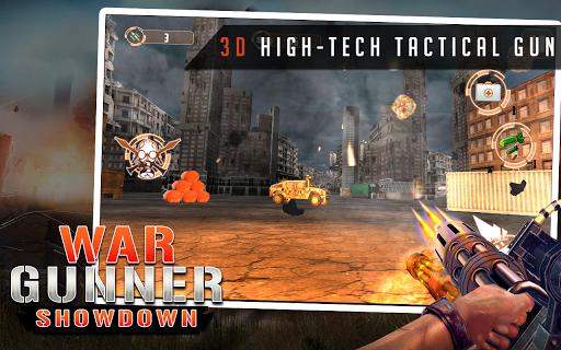 War Gunner Showdown
