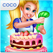 Real Cake Maker 3D - Bake, Design & Decorate Android APK Download Free By Coco Play By TabTale