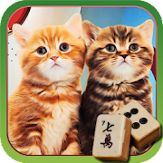 Hidden Mahjong: The Cat Family