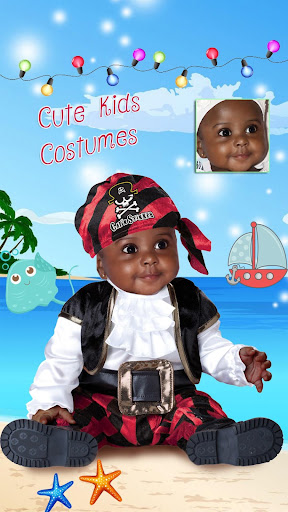Cute Baby Photo Montage App ud83dudc76 Costume for Kids 1.1 screenshots 5