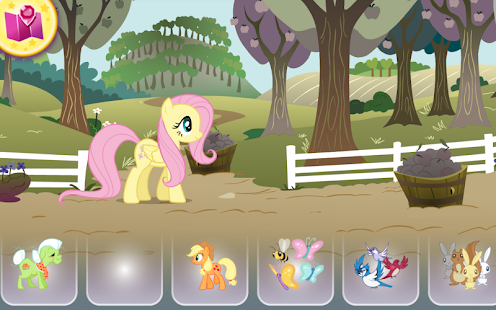 MLP Colouring Adventures- screenshot thumbnail