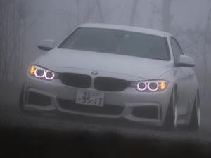 4シリーズ クーペ  H26年式 M-sports 420i のカスタム事例画像 きよてぃまF32さんの2020年02月17日17:21の投稿