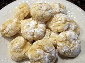 Gooey Butter Cookies Recipe