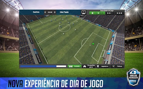 Soccer Manager 2018 Screenshot