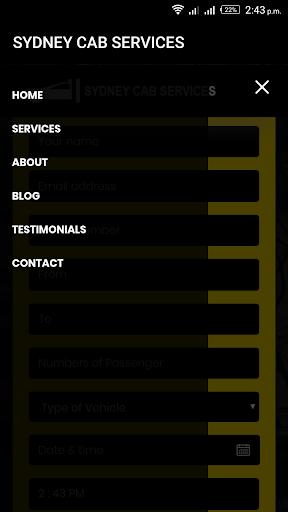 Sydney Cab Services hack tool