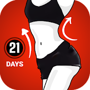 Belly Fat Lose Yoga, 3 Weeks-Flat Stomach Exercise