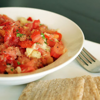Tomato Cucumber Onion Salsa Recipes