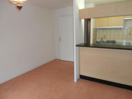 Location studio 26,22 m2